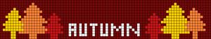 Alpha pattern #28841