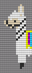 Alpha pattern #28842