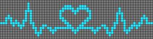 Alpha pattern #28843