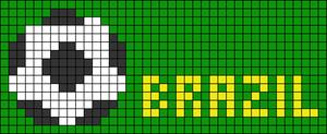 Alpha pattern #28844