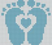 Alpha pattern #28847