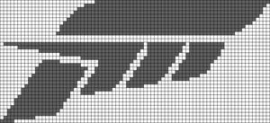 Alpha pattern #28848