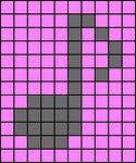 Alpha pattern #28862