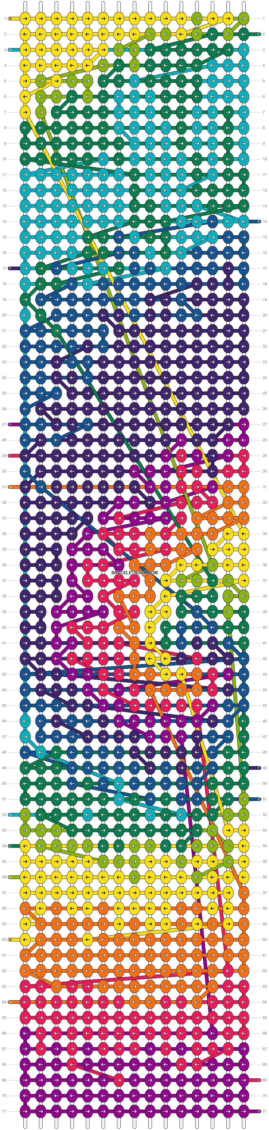 Alpha pattern #28885 pattern