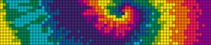 Alpha pattern #28885