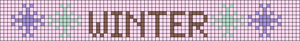Alpha pattern #28894