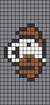 Alpha pattern #28914