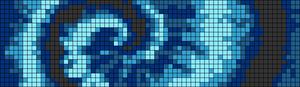 Alpha pattern #28919
