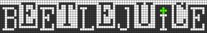 Alpha pattern #28940