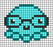 Alpha pattern #28996