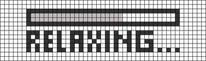 Alpha pattern #29007