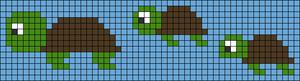 Alpha pattern #29016