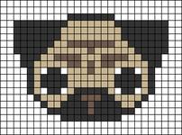 Alpha pattern #29033
