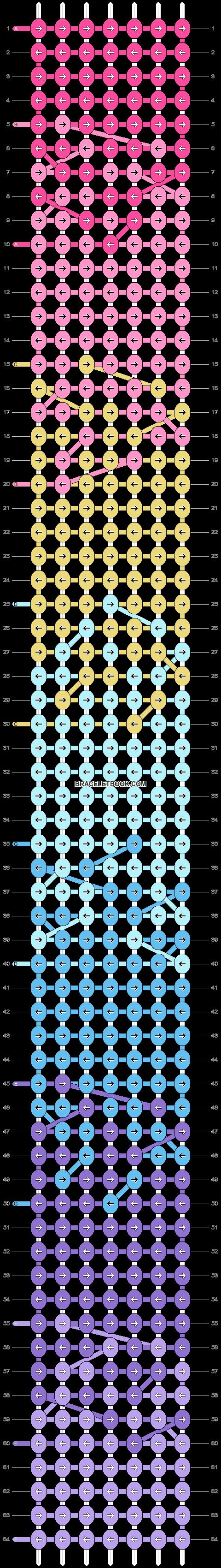 Alpha pattern #29051 pattern