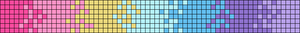 Alpha pattern #29051