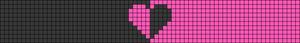 Alpha pattern #29052