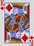 Alpha pattern #29054