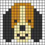 Alpha pattern #29090