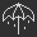 Alpha pattern #29115