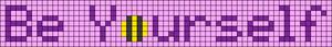 Alpha pattern #29116