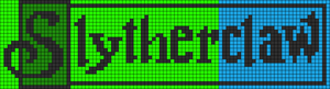 Alpha pattern #29118