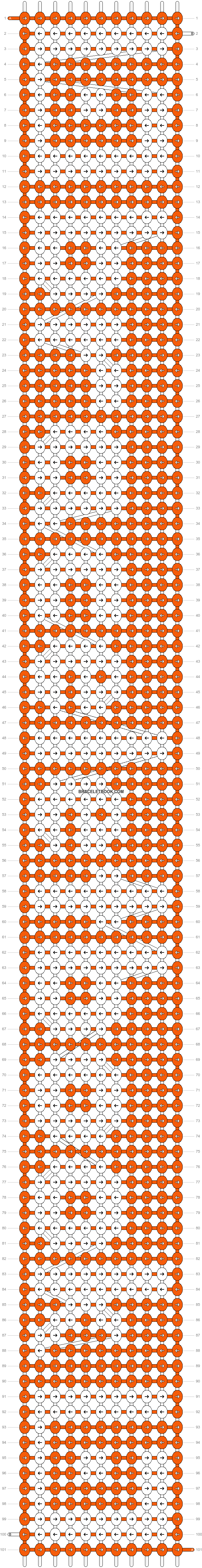 Alpha pattern #29124 pattern
