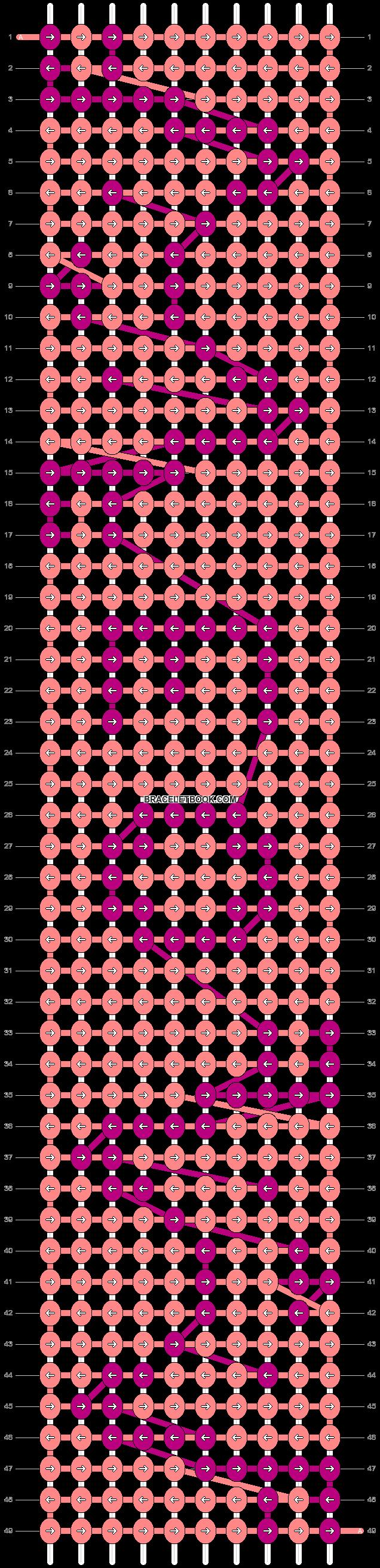 Alpha pattern #29169 pattern