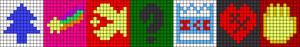 Alpha pattern #29172