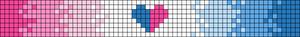 Alpha pattern #29179