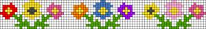 Alpha pattern #29187