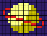 Alpha pattern #29215