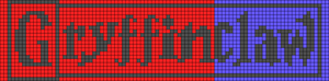 Alpha pattern #29222