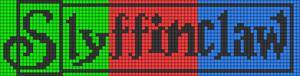 Alpha pattern #29223