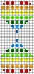 Alpha pattern #29224