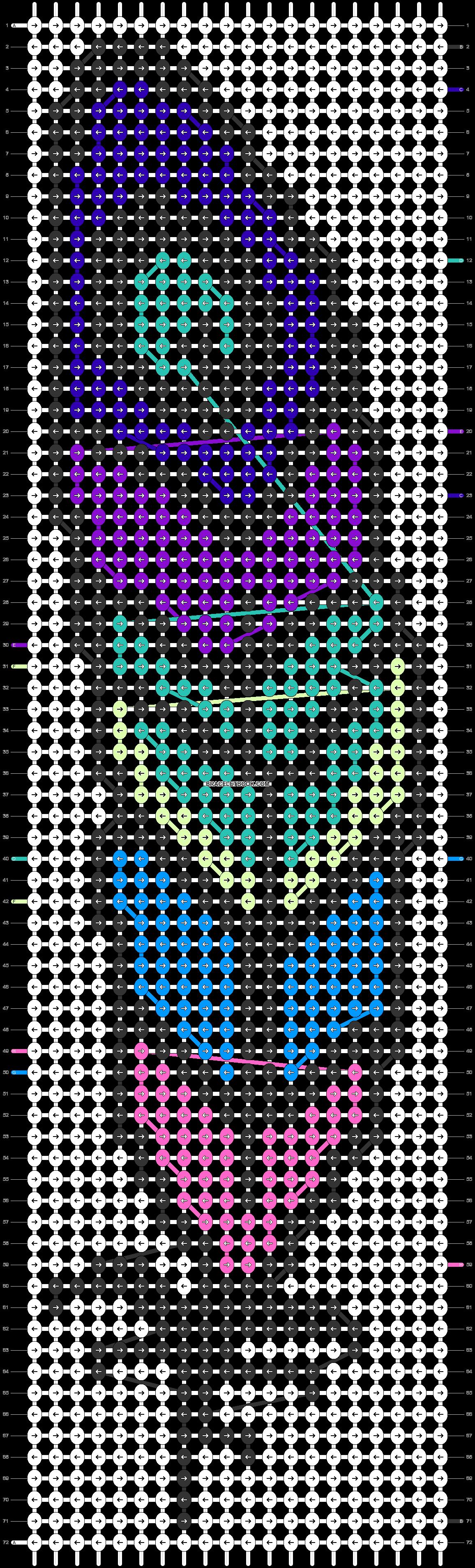 Alpha pattern #29227 pattern