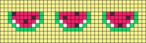 Alpha pattern #29235