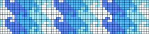 Alpha pattern #29238
