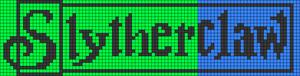 Alpha pattern #29262