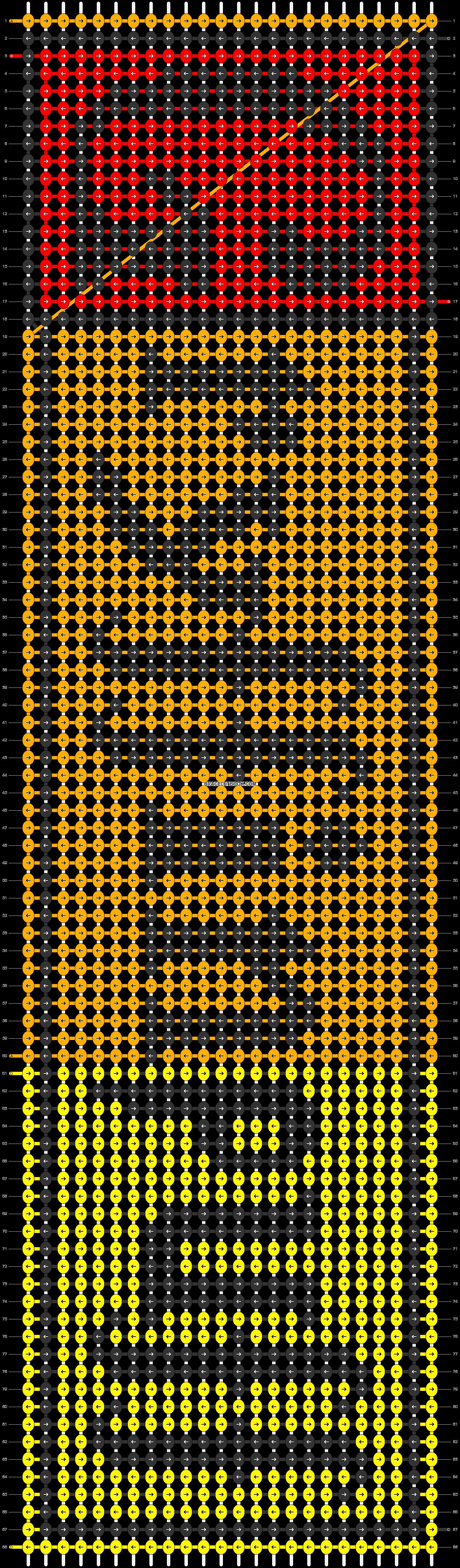 Alpha pattern #29266 pattern