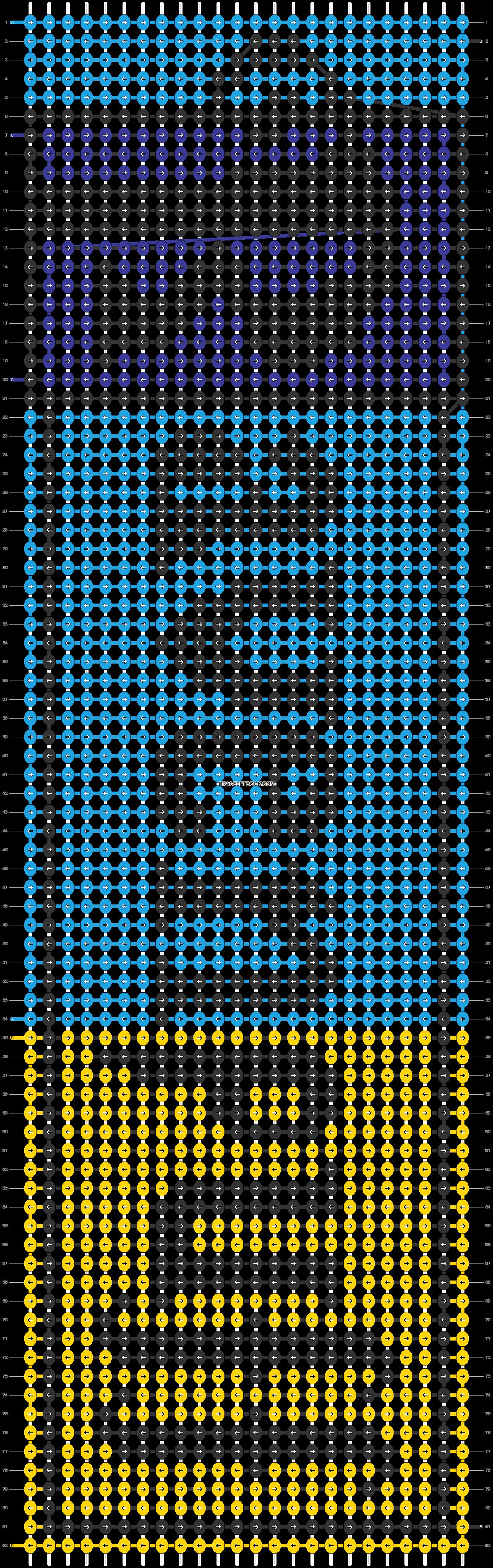 Alpha pattern #29273 pattern