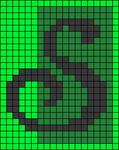 Alpha pattern #29276