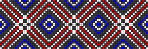 Alpha pattern #29278