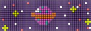 Alpha pattern #29279