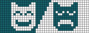 Alpha pattern #29294