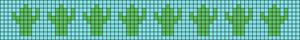 Alpha pattern #29322