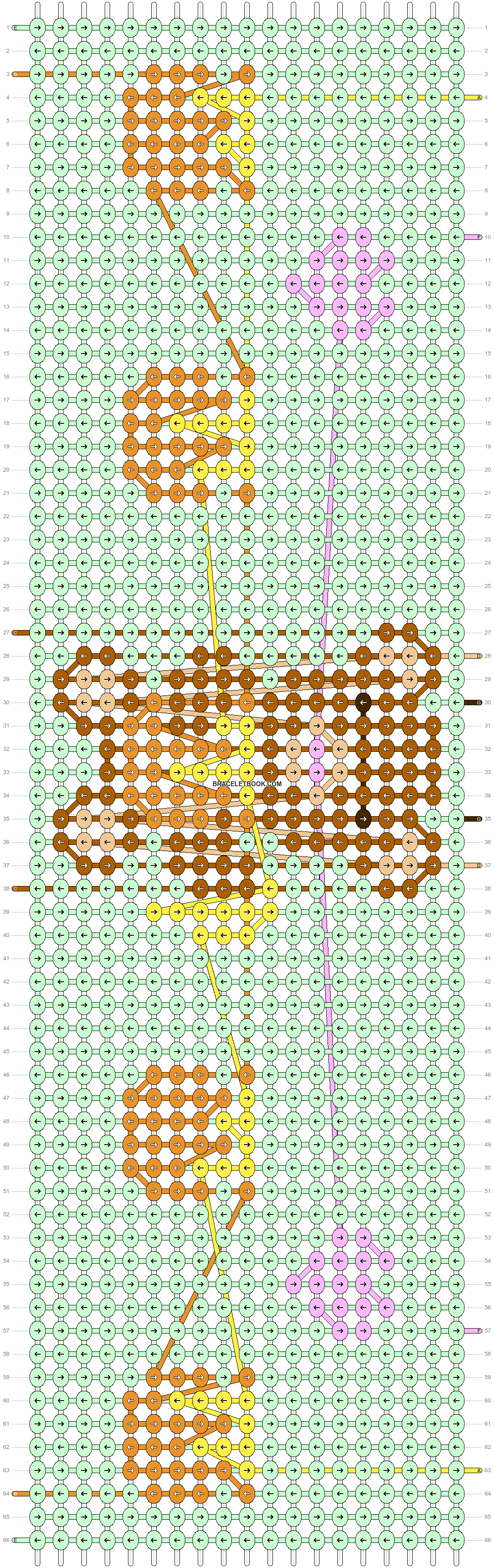 Alpha pattern #29327 pattern