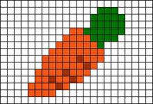 Alpha pattern #29331