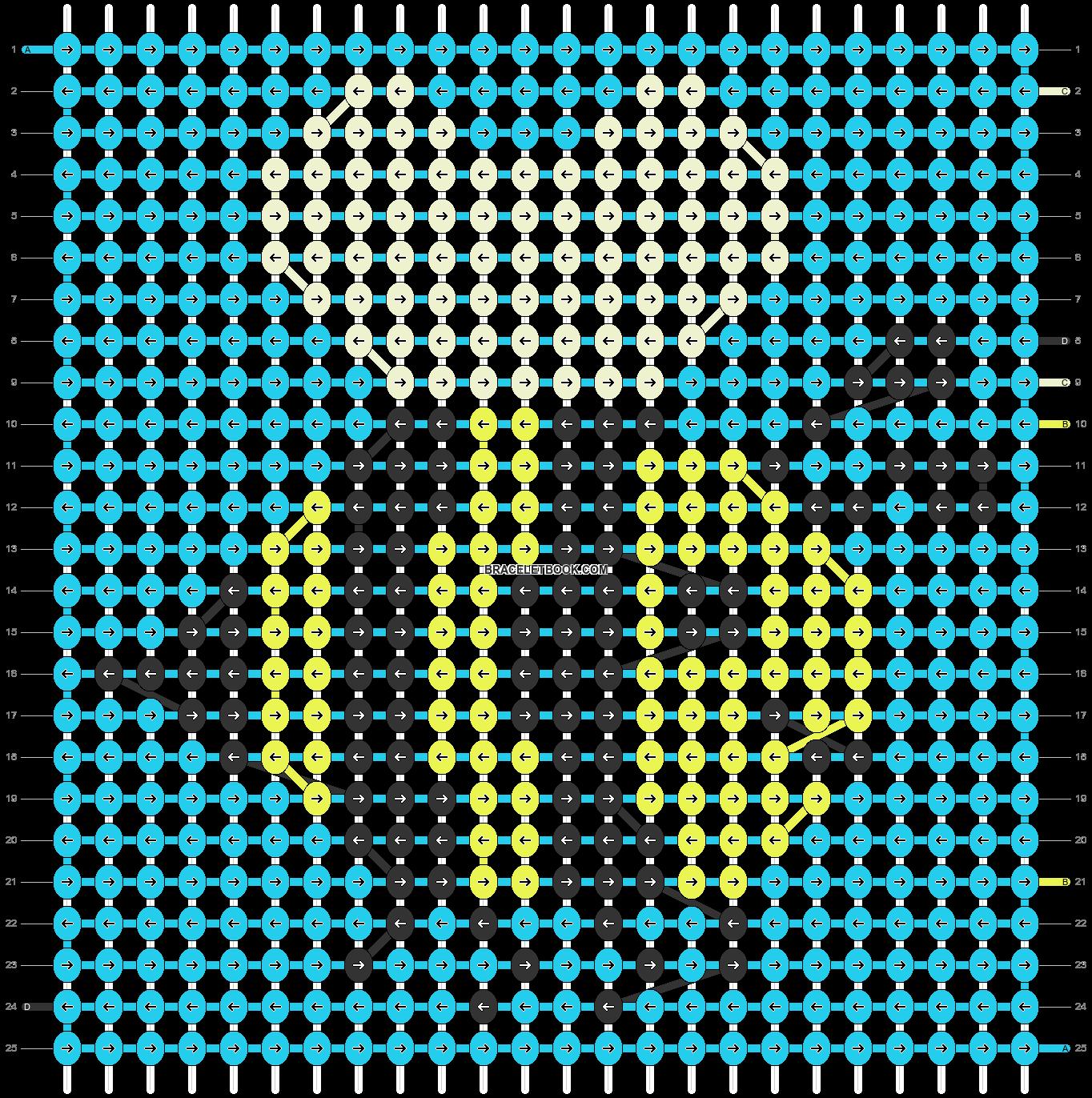 Alpha pattern #29334 pattern