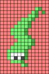 Alpha pattern #29344