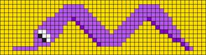 Alpha pattern #29346
